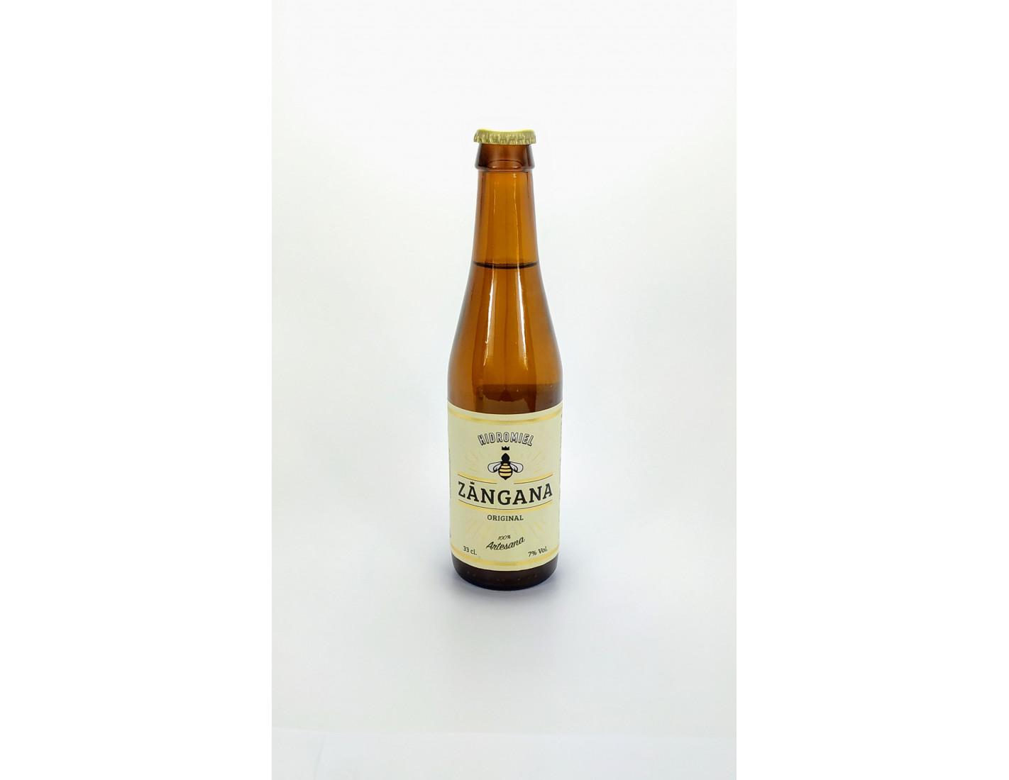 Hidromiel Zángana Original - Caja de 12 botellas