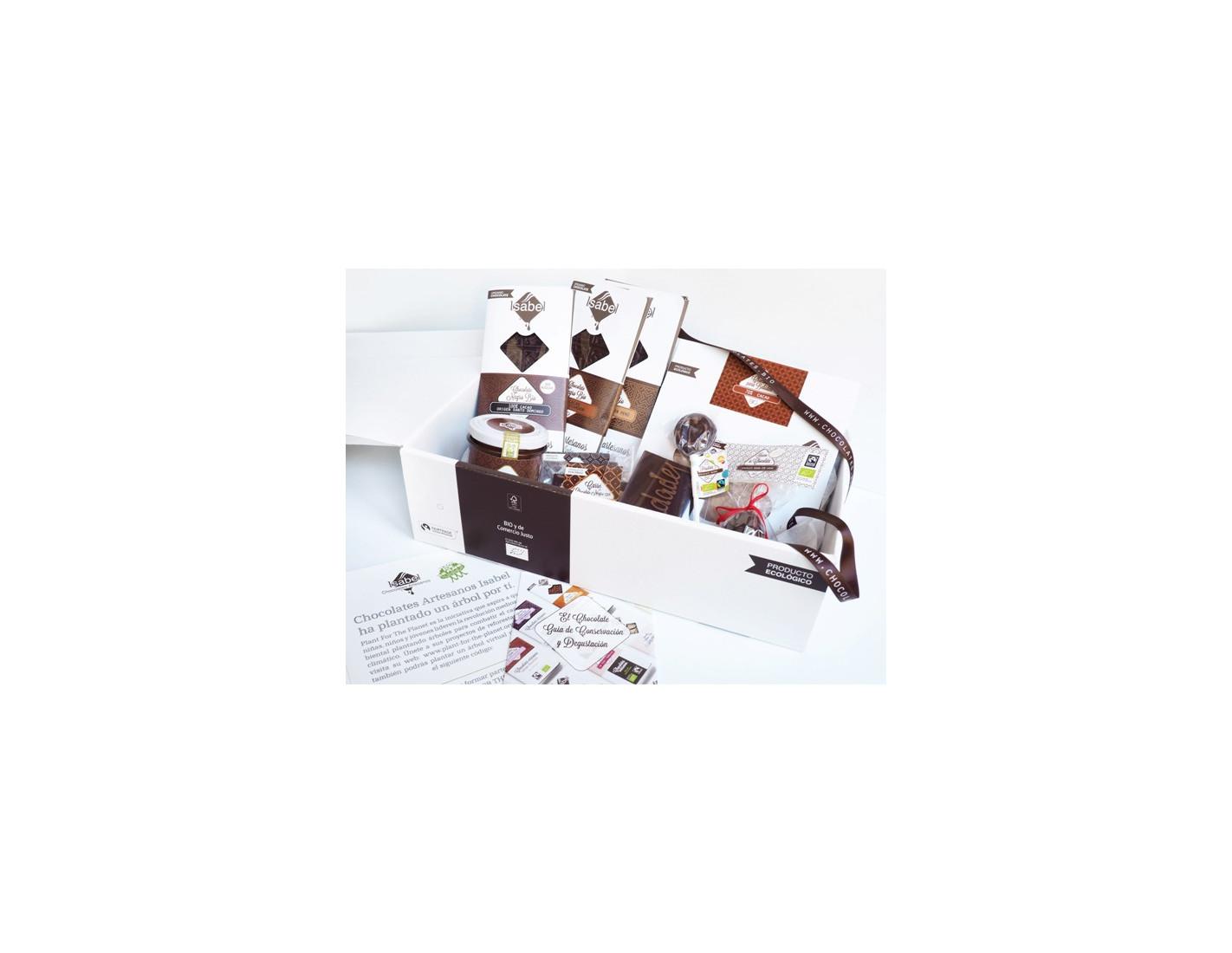 Lote nº 3 - Chocolates Negros BIO