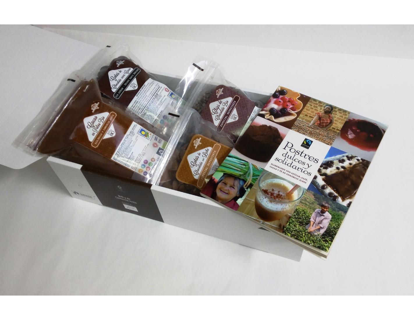 Lote nº 4 - Chocolates Para Cocina y Repostería BIO