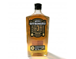 Whisky Estremeñu 700 ml Blended Selección Superior 36 meses