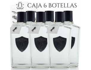 "Pack 6 botellas Spirito Vetton Extra Dry 700 ml Premio Mejor Ginebra de España ""World Gin Awards 2018"""