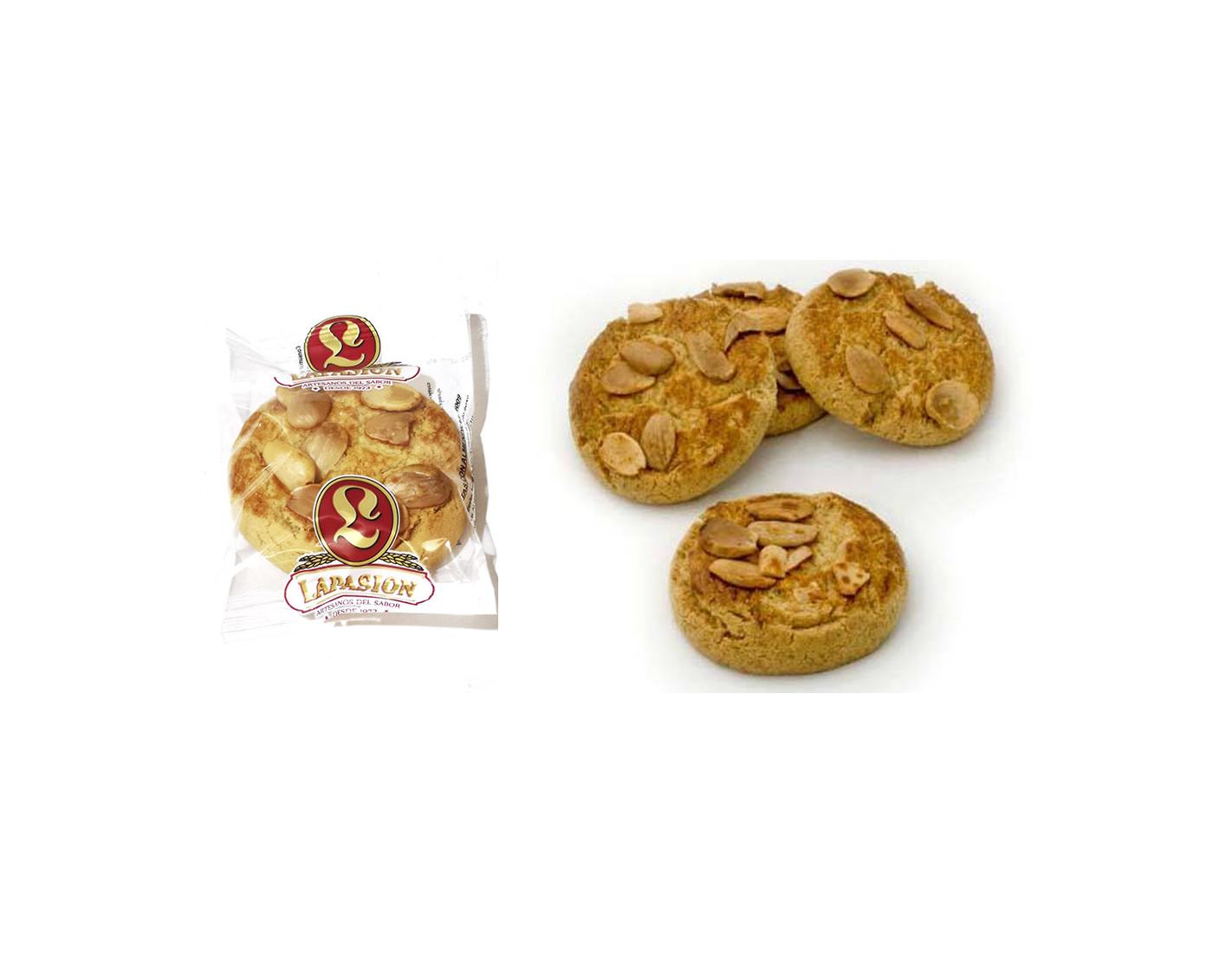 galletas de pasta de almendra