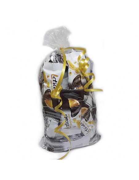 LAPASION - Gajos de naranja confitada con chocolate | 1Kg | (leticias)